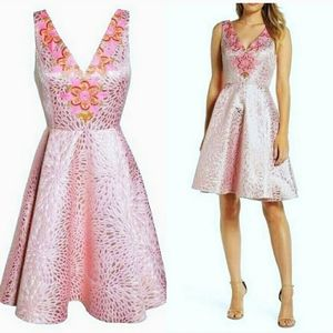 Lilly Pulitzer Elaine fit & flare dress